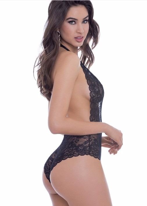8cf1c8232 Body Sensual Fashion Rendado Pimenta Sexy   Super Oferta - R  19