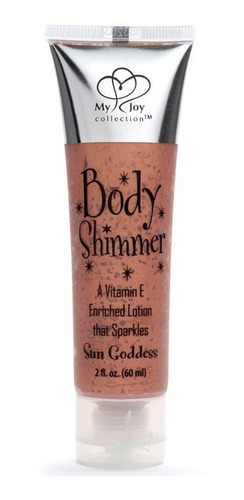 body shimmer - maquillaje metalico