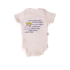 Body Unissex Santo Anjo - Baby Bless
