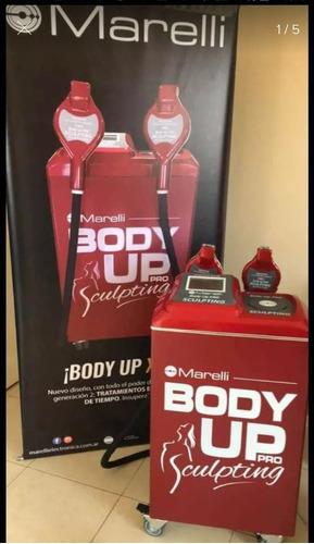 body up  pro 2 alquiler por jornada