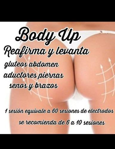 body up y velaslim plus alquiler de aparatologia .