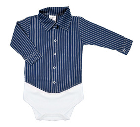 ab46168c2b91 Body Xadrez Bebê Inverno Camisa Manga Longa Várias Cores