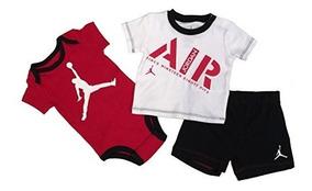 Bebé Pantalón Piezas 3 Nike Infantil Body Jordan Y De 3R4Lqj5A
