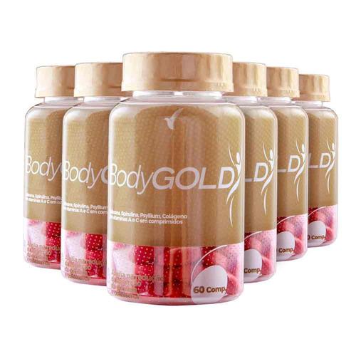 bodygold composto emagrecedor eleve tratamento 3 meses