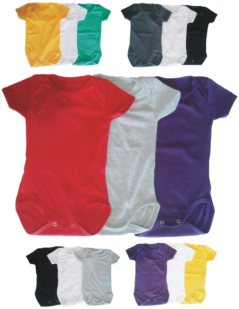 1757f5e3a2db7 bodys bebes manga corta pack x 12 unid. 100% cotton pure. Cargando zoom.
