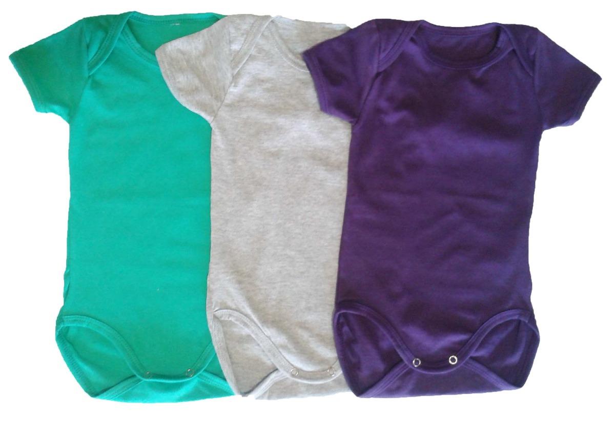 e726a926b44d5 bodys bebes manga corta pack x 6 unid. 100% cotton pure. Cargando zoom.
