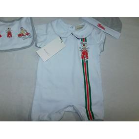 40c86b0974269 Conjunto Gucci Hombre - Ropa y Accesorios para Bebés en Mercado ...
