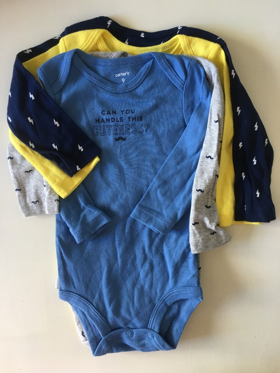 72fe7aef7 Bodys Carters Pijamas Micropolar Trajes De Baño F Uv 50 -   1.390