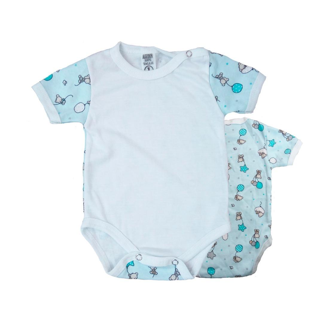 83a0dbc7c Bodys De Bebé Con Motivo Para Sublimar - $ 65,00 en Mercado Libre