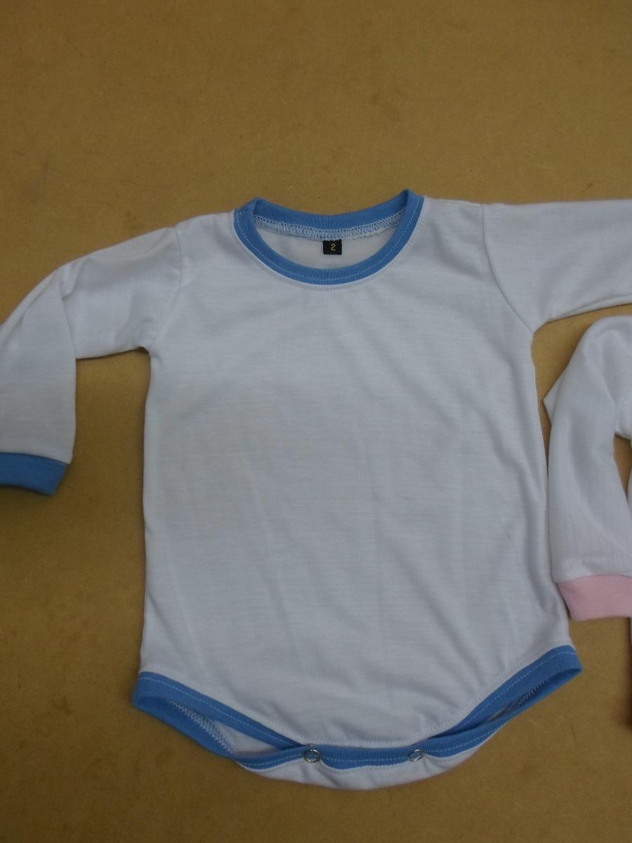 4a98b1b81 Bodys De Bebe Para Sublimar O Estampar - $ 80,33 en Mercado Libre