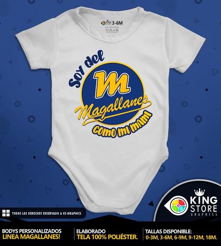 bodys de bebe personalizados / linea magallanes!