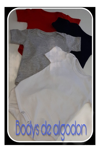 bodys de jersey de algodon para vinilo , serigrafia