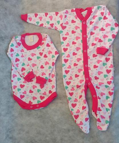 bodys gamise, naranjo y micky baby  manga larga estampados.