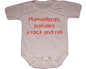 sensación cómoda gama muy codiciada de seleccione original Bodys Para Bebés Mamadera Pañales