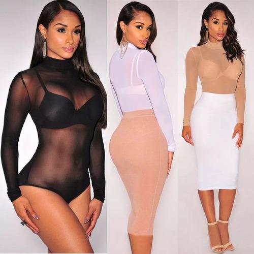 bodys para damas