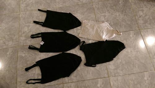 bodys tipo cinturilla y body de abdomen