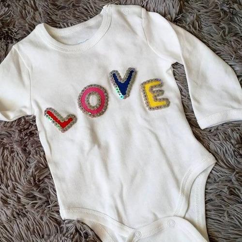 bodys y mamelucos para bebes