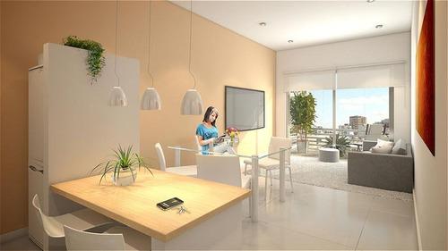 boedo 772  - monoamb. fte c/bcon- apto prof. -amenities