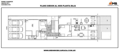 boedo monoamb. en construcción  c/balcón gibson al 4000 1°6
