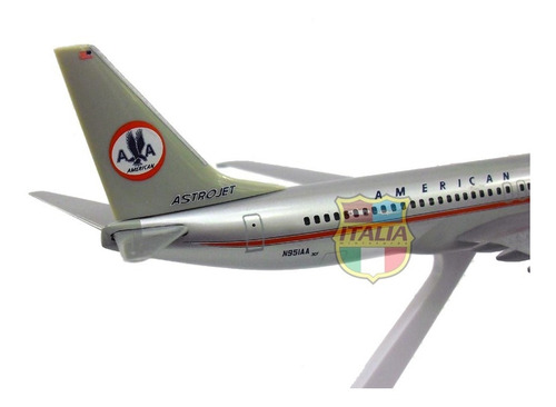 boeing 737-800 american airlines 1:200 flight miniatures