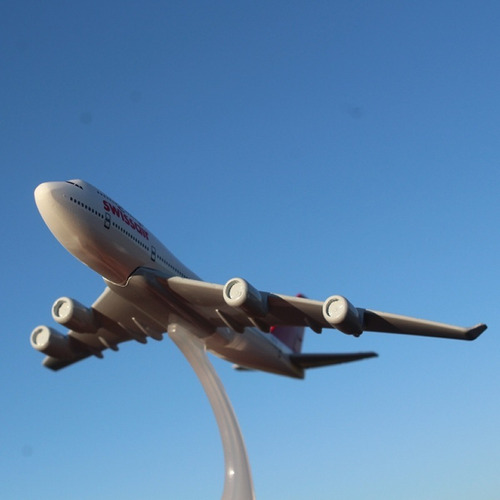 boeing 747, escala 1:500, varias compañías - envio gratis