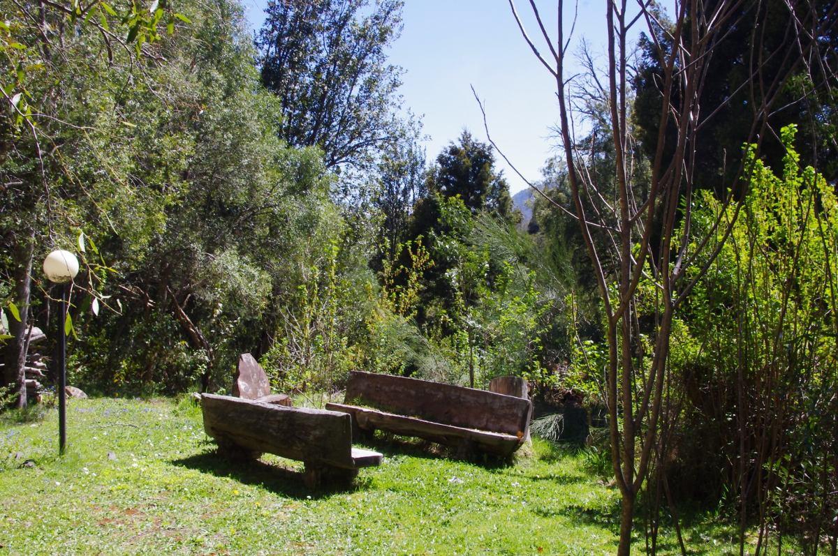 bog antilhue - casa con vista al cerro y piscina