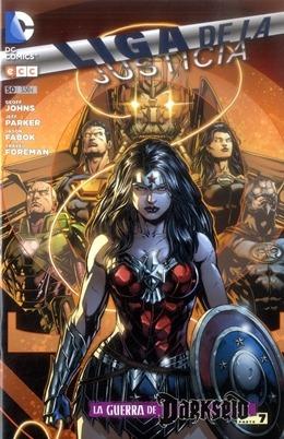 bog liga de la justicia 50 parte 7 la guerra de darkseid nue