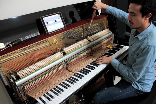 bogotá piano workshop: afinación mantenimiento compra venta