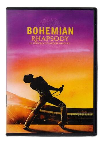 bohemian rhapsody freddie mercury queen pelicula dvd
