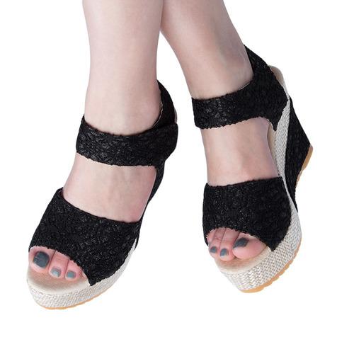 bohemio de las señoras de la magia de la cinta de zapatos d
