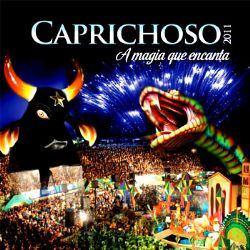 boi caprichoso 2011 - a magia que encanta - cd novo lacrado