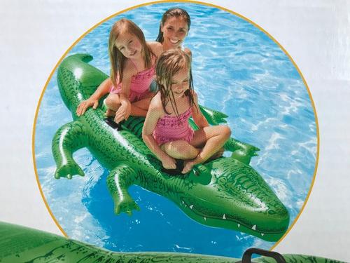 boia bote jacaré aligator enorme s. 80kg  2.03mts x 1.14mts