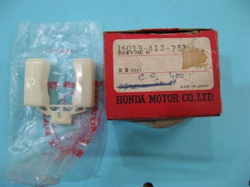 boia carburador cb400 cb450 cb650 cb750 cb900 original honda