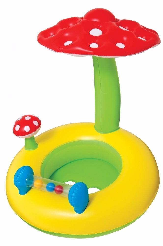 Boia cogumelo mor infantil beb guarda sol e fralda for Beb it
