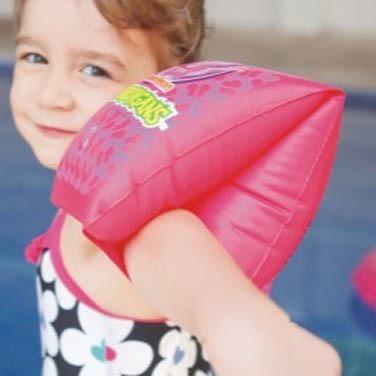 boia de braço uniqua backyardigans inflável infantil nautika
