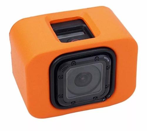 boia de flutuação para câmera gopro hero 4 5 session