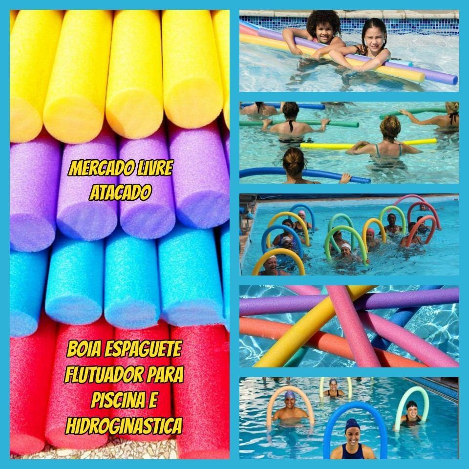 Boia espaguete flutuador macarr o piscina kit c 30 for Fabrica de piscina