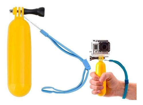 boia flutuante para câmera gopro