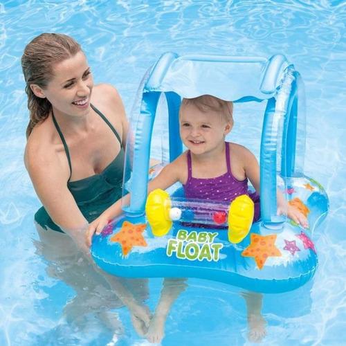boia fralda inflável infantil bebê 2 unidades promoção verão