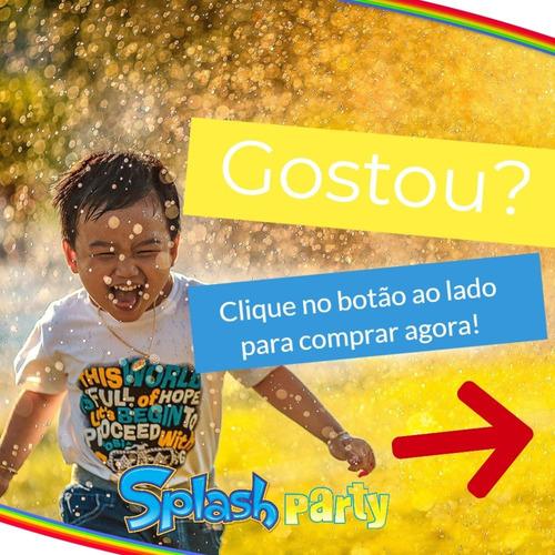 boia inflável gigante melancia festas presentes pool party