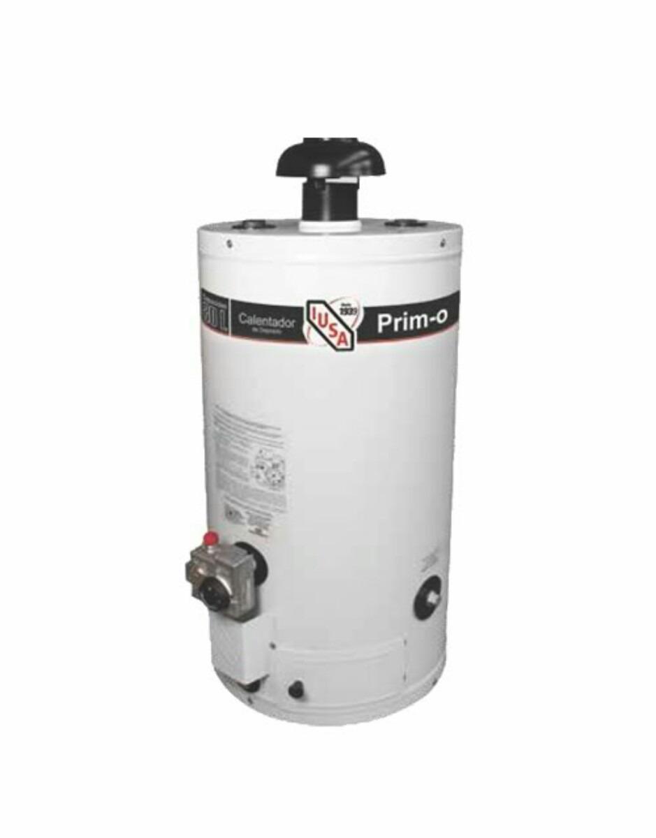 Boiler de 40 lts primo iusa gas lp y nat envio gratis - Tipos de calentadores de gas ...