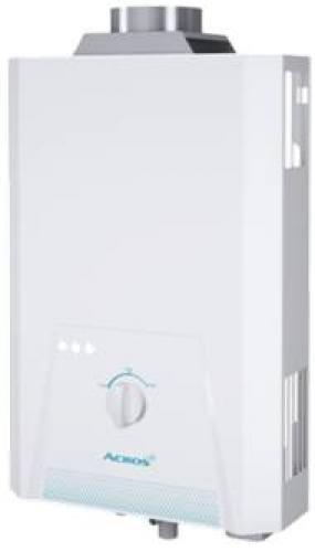Boiler de paso 1 servicio gas natural gas lp acros - Precio de calentadores de gas natural ...