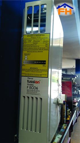 boiler de paso fussion eco6