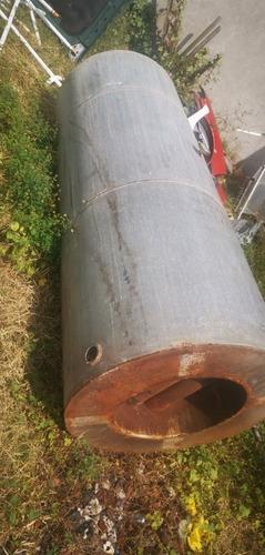 boiler para molino de nixtamal 1000lts en galvanizado