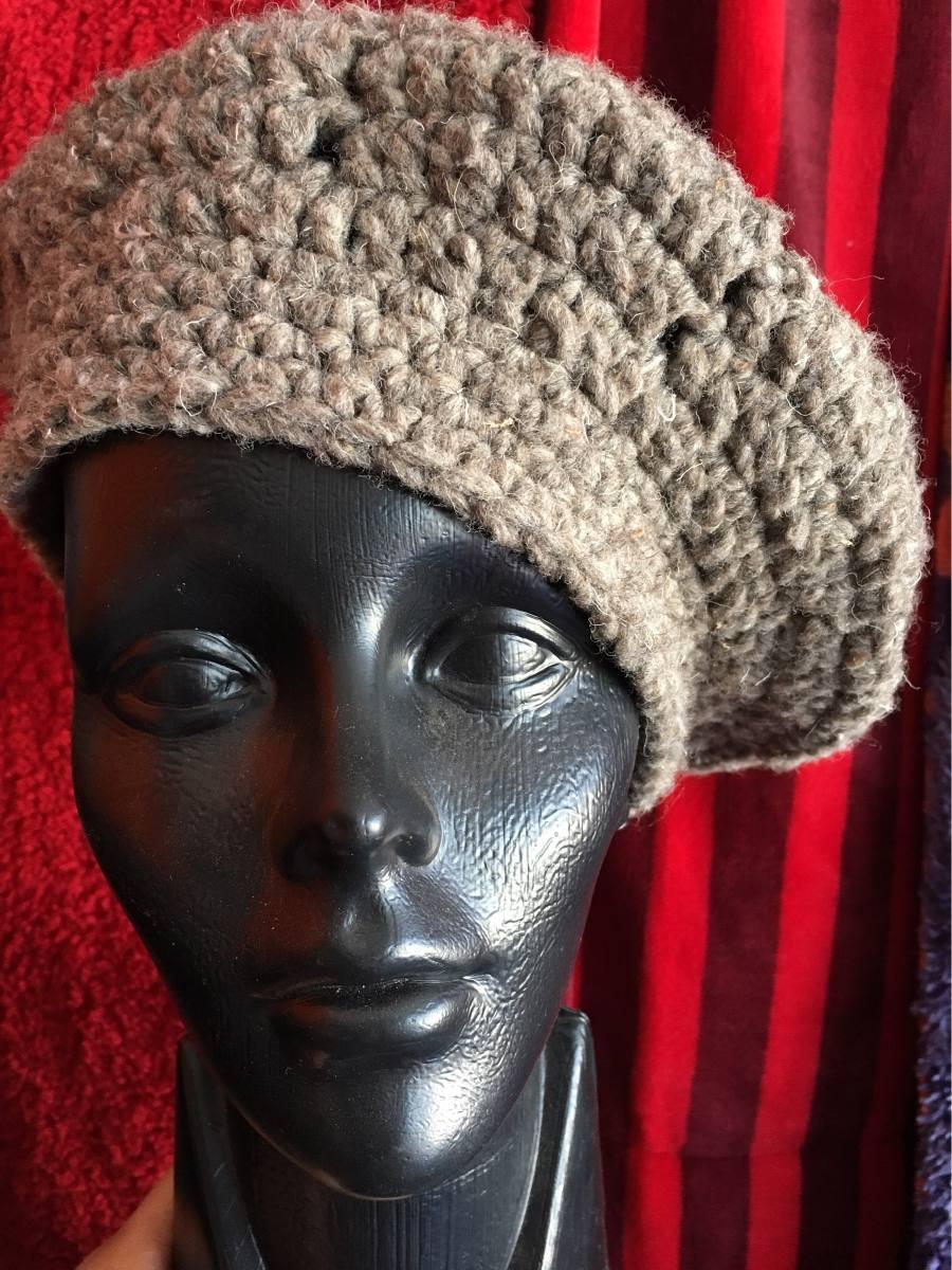 Boina De Lana Térmica Crochet -   250.00 en Mercado Libre fb142d33f9d