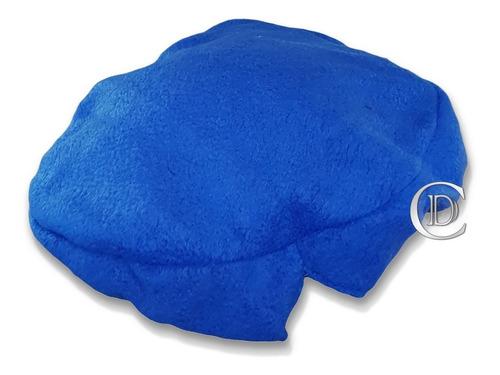 boina de polar azul francia oferta