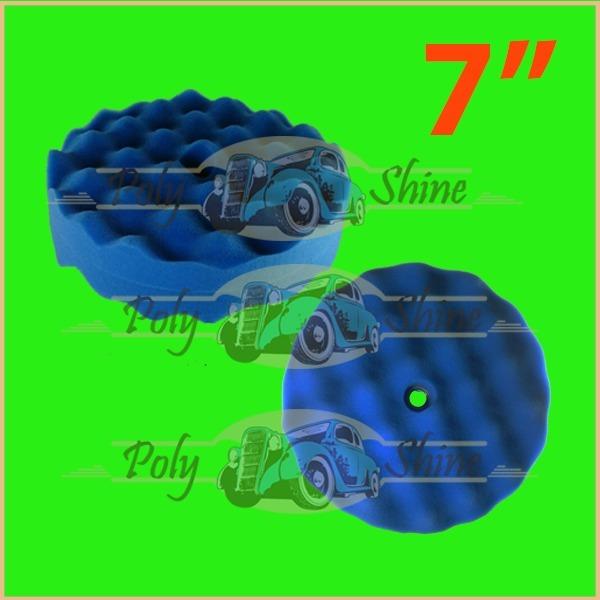 Boina Dupla Face De Espuma Azul Super Macia 7 Polegadas - R  53 1888833fa60