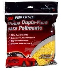 Boina Dupla-face Para Polimento 3m - Super Macia - R  140 08ae00b6e59