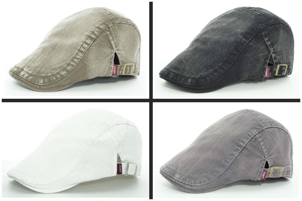 boina española de algodón ajustable gorra sombrero ba 71-006. Cargando zoom. 82a40d66507