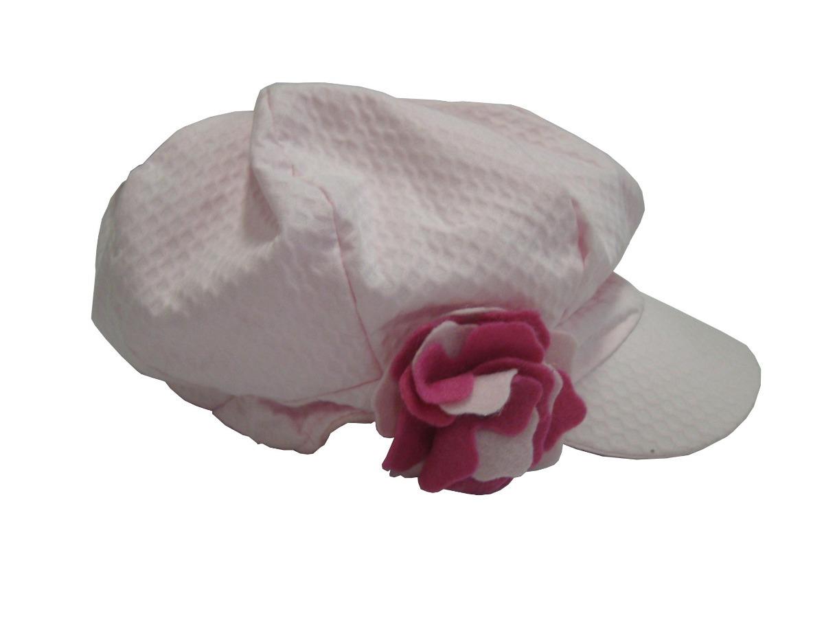 Boina Everly Pique Forrada C  Plush - Rosa - G (809) - R  26 a267b791f60